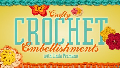 Crafty Crochet Embellishments course image