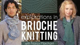 Explorations in Brioche Knitting course image