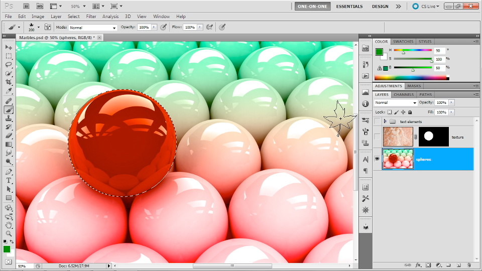 Photoshop Masking and Compositing: Advanced Blending course image