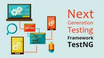 Testing Framework TestNG from Scratch with Java course image
