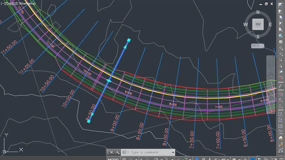 Autocad Civil 3d Road Design - Autocad - Design Pallet Workshop