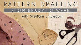 Pattern Drafting from Ready-to-Wear course image