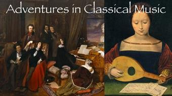 Adventures in Classical Music—Music Appreciation for All! course image