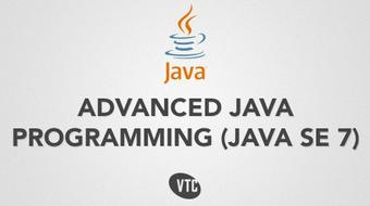 Advanced Java Programming (Java SE 7) course image