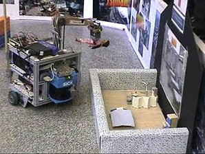 Introduction to Robotics course image