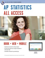 AP® Statistics All Access Book + Online + Mobile course image