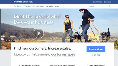Facebook for Business course image