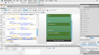 Building Android and iOS Apps with Dreamweaver CS5.5 course image