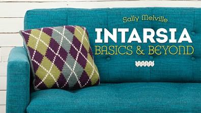 Intarsia: Basics & Beyond course image