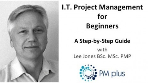 I.T. Project Management for Beginners: A Step-by-Step Guide course image