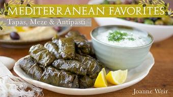 Mediterranean Favorites: Tapas, Meze & Antipasti course image