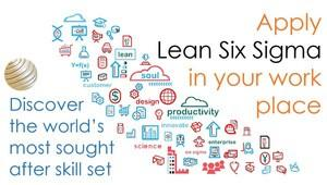 Apply Lean Six Sigma fundamental skills & knowledge course image