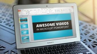 PowerPoint Videos - Learn How to Create Animated Videos course image