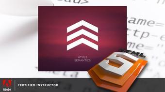 HTML5 para Diseñadores Nivel I - Fundamentos etiquetado web course image