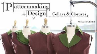 Patternmaking + Design: Collars & Closures course image
