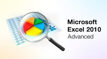 Learn Microsoft Excel 2010 Advanced Course course image