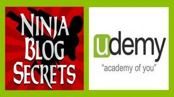 Make A Website: Ninja Blog Secrets WordPress Mastery School course image