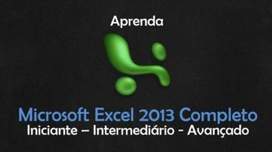Microsoft Excel Completo - Mão na Massa! course image