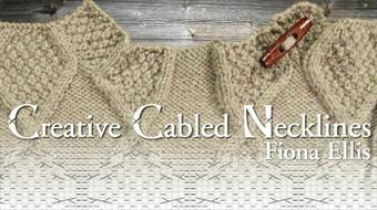 Creative Cabled Necklines course image