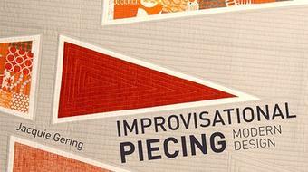 Improvisational Piecing, Modern Design course image