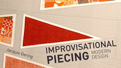 Improvisational Piecing, Modern Design course image