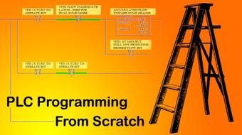 PLC Programming From Scratch (PLC I) course image