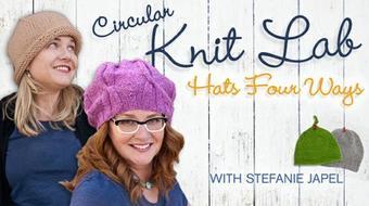 Circular Knit Lab: Hats Four Ways course image