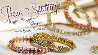 Bead Stitching: Right-Angle Weave course image