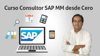 Curso Completo Consultor SAP MM desde Cero course image