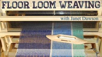 Floor Loom Weaving course image