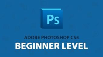 Adobe Photoshop CS5: Beginner Level course image