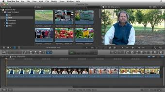 Documentary Editing with Final Cut Pro X v10.1.x course image