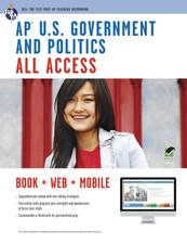 AP® U.S. Government & Politics All Access Book + Online + Mobile course image