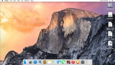 Mac OS X Yosemite Essential Training course image