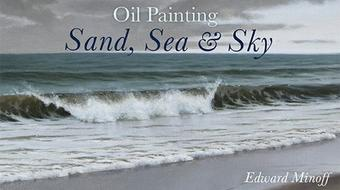 Oil Painting: Sand, Sea & Sky course image