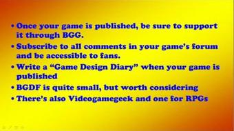 Game Design: How to Promote Yourself and Your Games course image