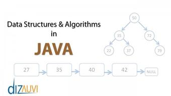 Introduction to Data Structures & Algorithms in Java course image