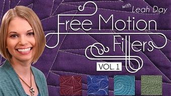 Free Motion Fillers, Vol. 1 course image