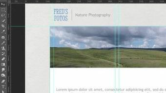 Photoshop CS6 for Web Designers course image
