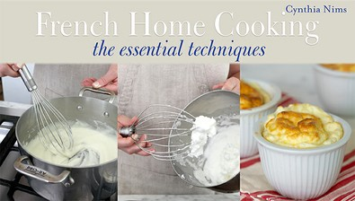 French Home Cooking: The Essential Techniques course image