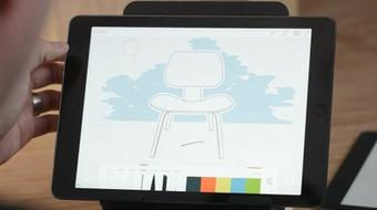 Creating with Adobe's Line and Sketch Apps course image