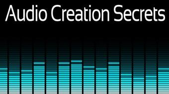 Audio Creation Secrets: Create Audio Products That SELL..! course image