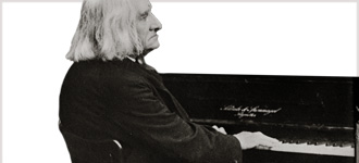 Great Masters: Liszt-His Life and Music - DVD, digital video course course image