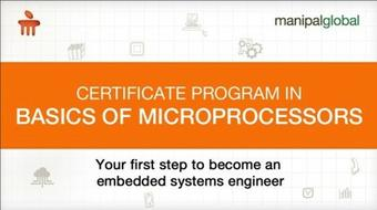 Certificate Program in Introduction to Microprocessors course image