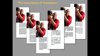 Multilingual Publishing Strategies with InDesign course image