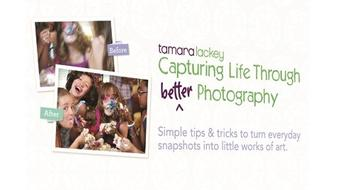Capturing Life Through (Better) Photography course image