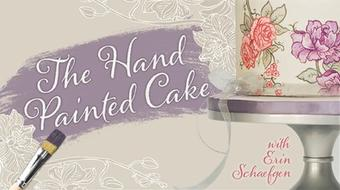 The Hand-Painted Cake course image