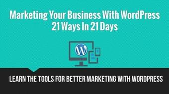 WordPress Marketing: Powerful WordPress Plugins For Business course image