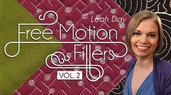 Free Motion Fillers, Vol. 2 course image