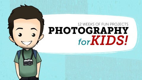 Photography For Kids Project Based Beginner Course Image